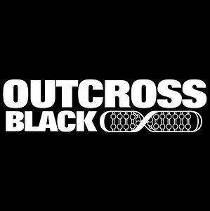 Outcross Black Logo