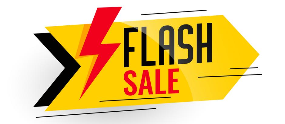48HR FLASH SALE - £1 PER MONTH!