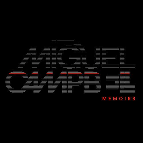 "Miguel Campbell - ""Memoirs"" [Album Cd]"
