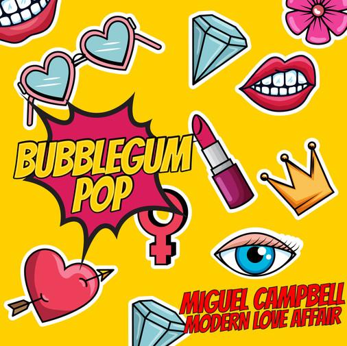 Miguel Campbell - Modern Love Affair