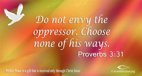 Envy | Resist the Devil