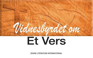 Danish-Vidnesbyrdet om et Vers.jpg