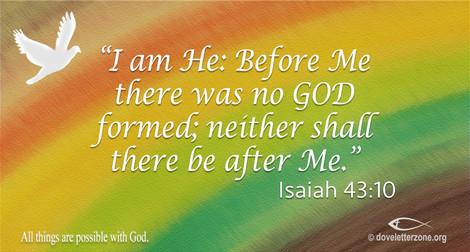 Idolatry, Unbelief