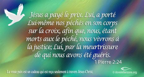 Santé défaillante   Demeurez en Jésus-Christ