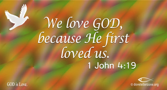 The Amazing Love of a Mighty God