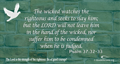 Fear of the Wicked | The Lord is There