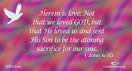 The Selfless Love of a Mighty God