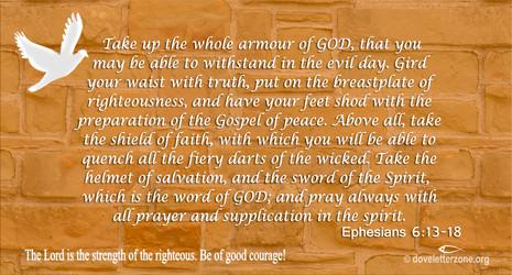 Spiritual Warfare   The Keys to Victory