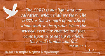Fear of the Wicked | Be Strong and Courageous