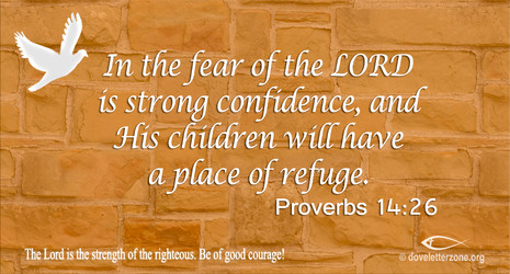 The Blessings of Godly Fear