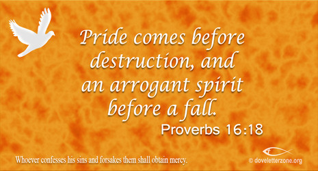 Pride | A Call to Repentance