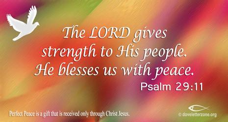 Find Peace in Christ Jesus