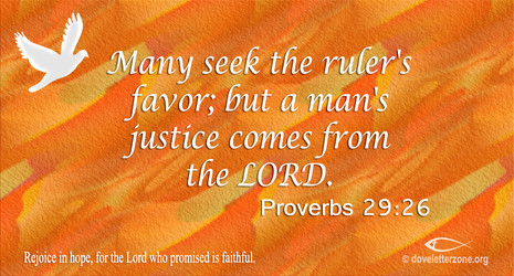 Injustice | Wait on the Lord
