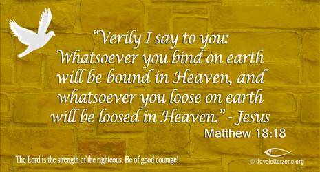 Spiritual Warfare | Be of Good Courage