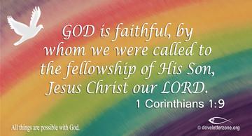 Our Faithful God