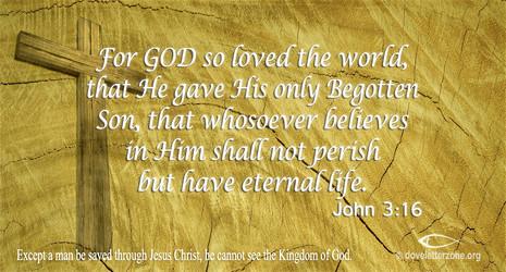 The Good News of Salvation