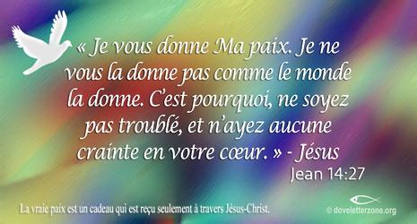Anxiété   Trouvez la paix en Jésus-Christ