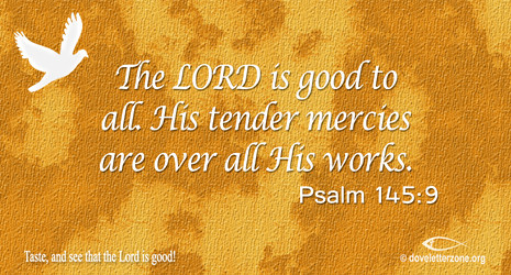 The Lord is Kind and Merciful