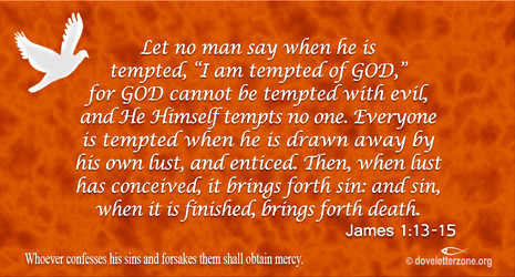The Lord Tempts No One | A Call to Repentance