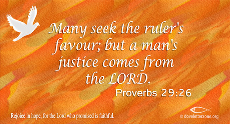 Injustice   Wait on the Lord