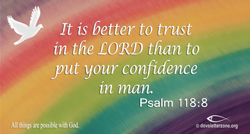 Disappointment | Trust Not in Man