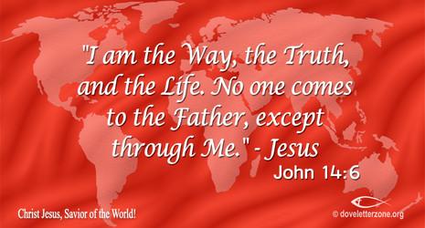 Meet the Savior of the World