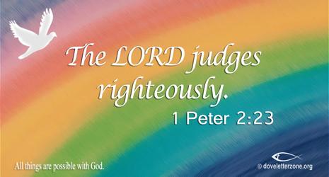 God is Not Unjust