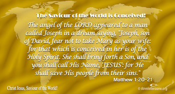 Meet the Saviour of the World