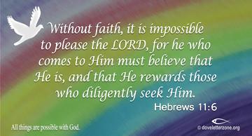 Unbelief Hinders Prayers