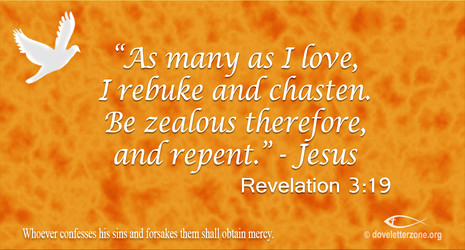 The Lord's Call to Repentance