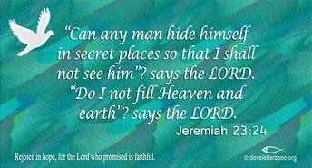 No Deed is Hidden from God