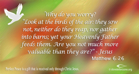 Anxiety | Abide in Christ Jesus