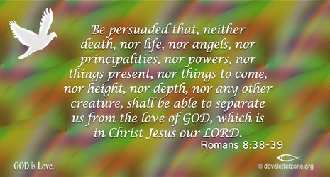 The Unchanging Love of a Mighty God