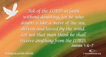 Doubt Hinders Prayers