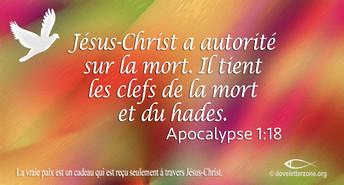 Peur de la mort | Cherchez Christ Jésus