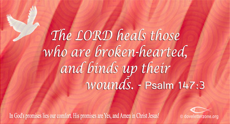 Grief   Find Comfort in the Lord