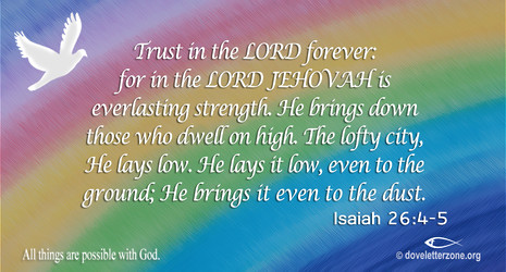 The Great and Mighty God
