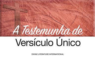 Português-A Testemunha de Versículo Ú