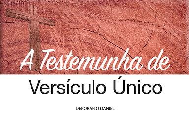 Português-A Testemunha de Versículo Únic
