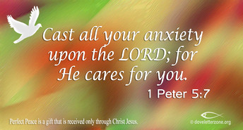 Anxiety | Find Peace in Christ Jesus