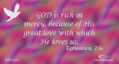 The Lavish Love of a Mighty God
