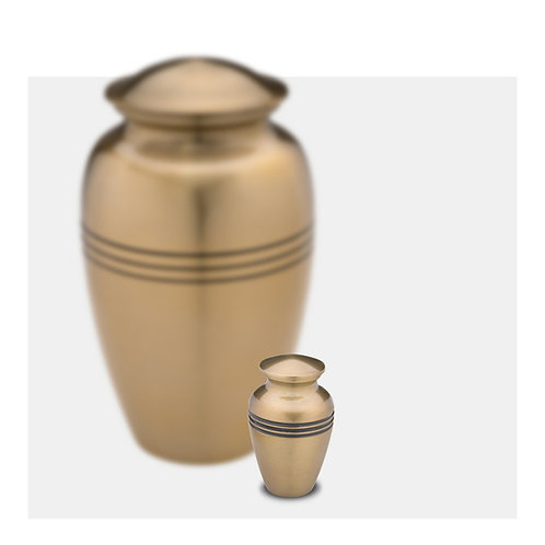 Classic Brass Keepsake