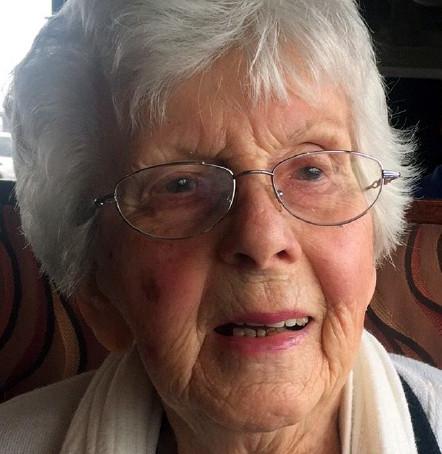 Geraldine Fraser Obituary