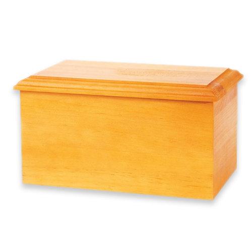 Aspen Pine - Solid Pine Cremation Urn