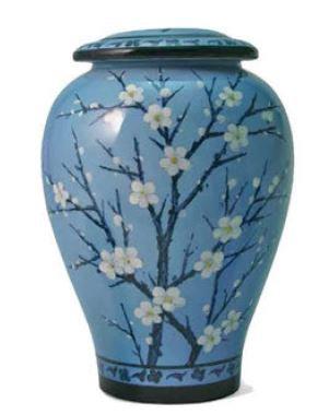 Blossom - Ceramic Cremation Urn
