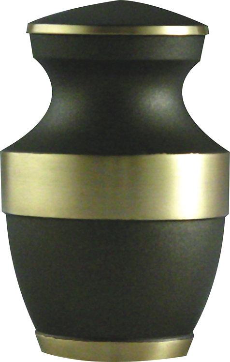 Berkeley Brass Keepsake Cremation Urn