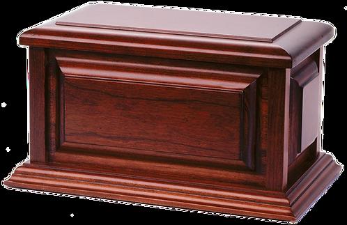 Fairmont Cherry - Solid Cherry Hardwood Cremation Urn