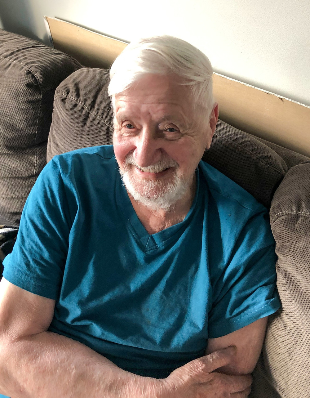 Charlie Fisher | Obituary | Ethical Death Care | Winnipeg