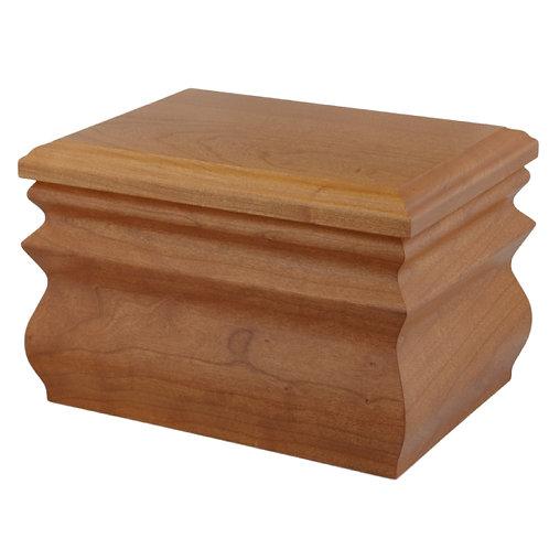 Waverley Cherry - Solid Cherry Cremation Urn