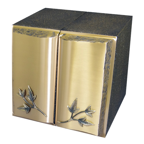 Ivy - Bronze Cremation Urns